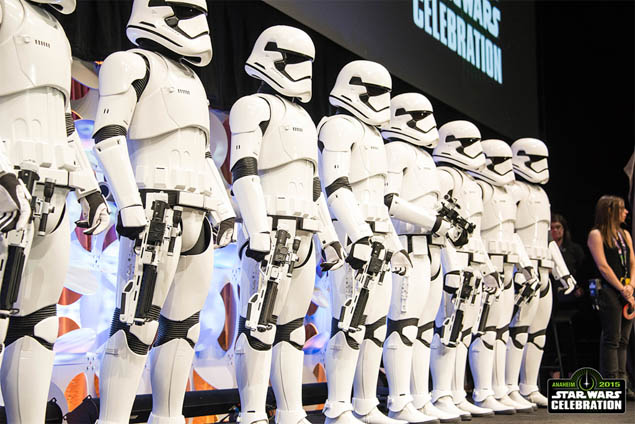 Learn everything you need to know about attending Star Wars Celebration in London.