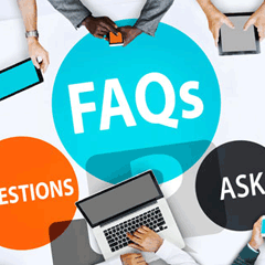 Frequently Asked Questions Home