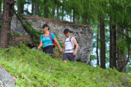 Hut To Hut Hiking is popular in Switzerland. Plan a trip for your clients.