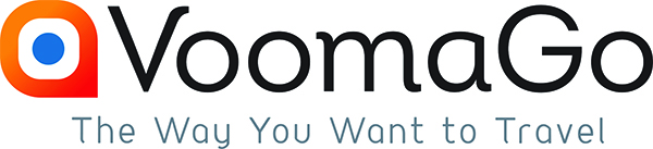 Voomago Travel Logo