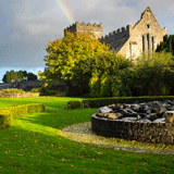 Visit the friendly country of Ireland, where you can experience the castles, landscape, and drinking of the Irish.