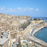 Easily explored by foot, Malta is a hot spot for European vacationers. Whether it's the beach or the history, there is a lot of variety on this tiny country.