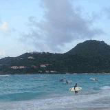 At only 8-square miles, Saint Barthelemy also known as St. Barths packs a wide variety of adventures into it's small size.