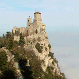San Marino is visited by millions of tourists each year. Italian visitors in particular flock to San Marino, not just for sightseeing, but for tax-free shopping.